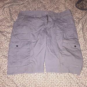 Apt 9 cargo shorts
